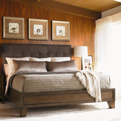 11 South Donovan Panel Bed Size California King