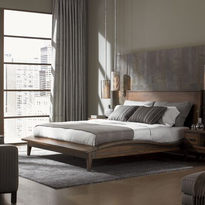 11 South Urbana Platform Bed Size King