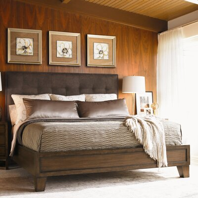 11 South Donovan Upholstered Bed