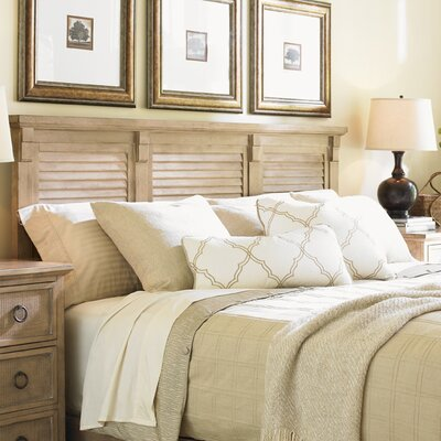 Monterey Sands Cypress Point Panel Headboard Size: Queen