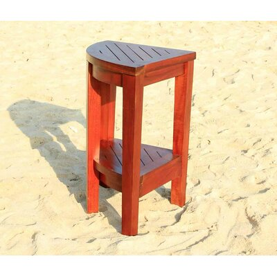 Outdoors Elevated Side Table