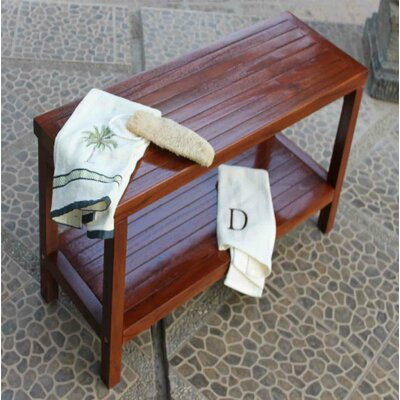 Outdoors Side Table Table Size: 30 L x 13 W