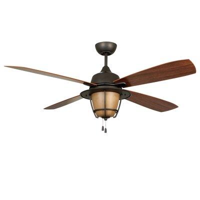 56 Faya 4-Blade Ceiling Fan with Downrod