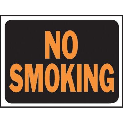No Smoking Sign (Set of 10)