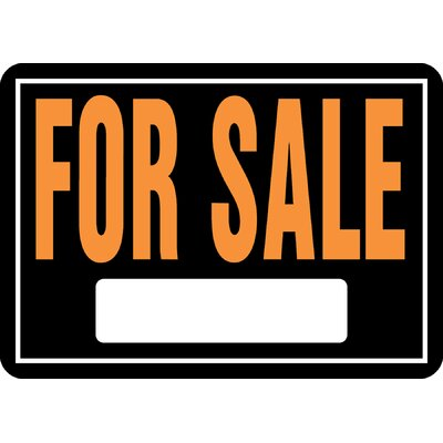 For Sale Sign (Set of 12)
