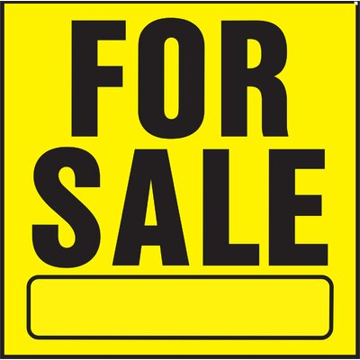For Sale Sign (Set of 20)