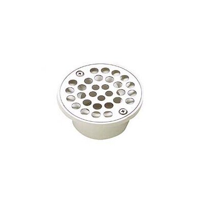Flange General Purpose 4.25 Grid Shower Drain