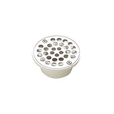 Flange General Purpose 5.25 Grid Shower Drain