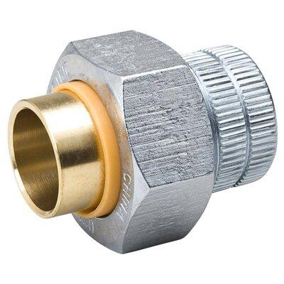 Low Lead Copper Dielectric Union