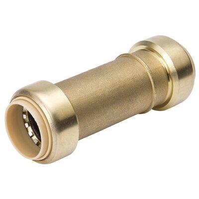 Low Lead Brass Repair Coupling