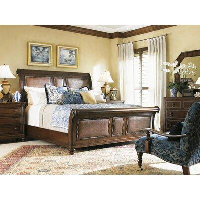 Landara Sleigh Customizable Bedroom Set