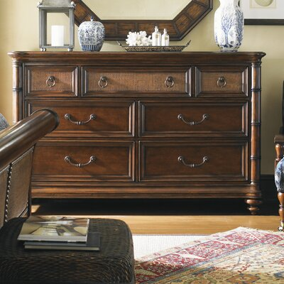 Landara Sailfish Point 7 Drawer Dresser