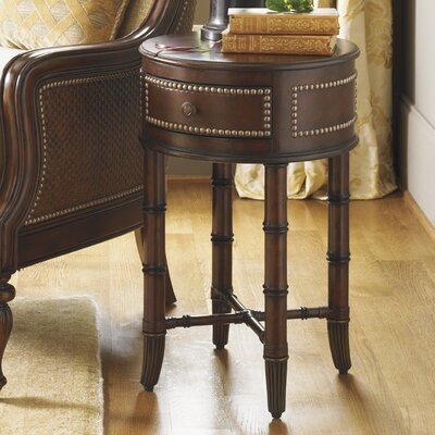 Landara Bandera End Table with Storage