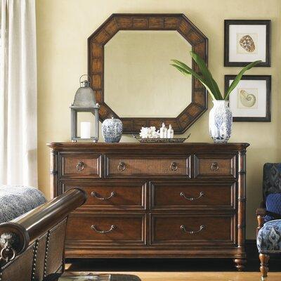 Landara 7 Drawer Dresser with Mirror