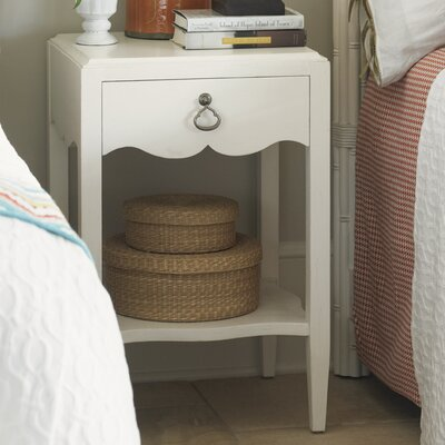 Ivory Key Nightstand