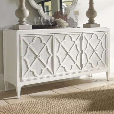 Ivory Key Hawkins Point Sideboard