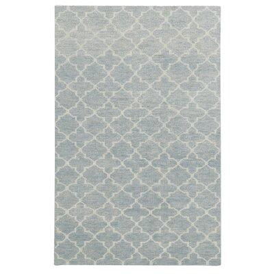 Tommy Bahama Maddox Blue / Beige Geometric Rug Rug Size: 10 x 13