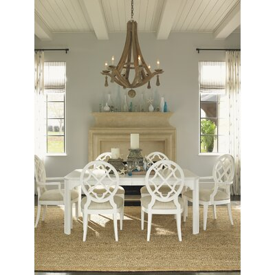 Ivory Key 7 Piece Dining Set