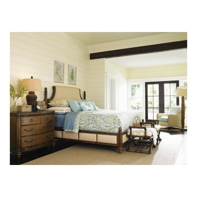 Bali Hai Panel Configurable Bedroom Set