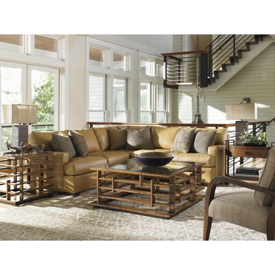 Island Fusion Nobu Coffee Table Set