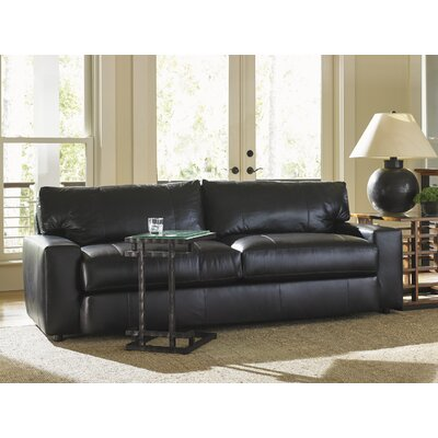 Island Fusion Leather Sofa