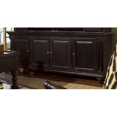 Cheap Tommy Bahama Home Kingstown Wellington 83″ Entertainment Console in Tamarind (TBL1511)