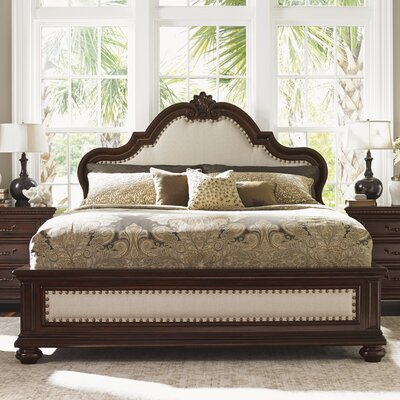 Kilimanjaro Upholstered Panel Bed