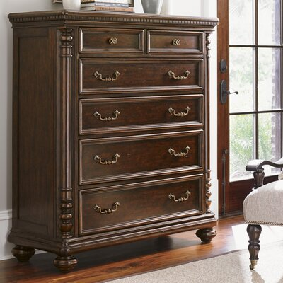 Kilimanjaro Vickers 6 Drawer Chest