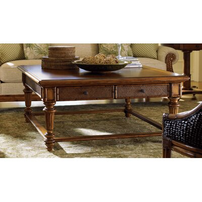 Island Estate Coffee Table with Storage
