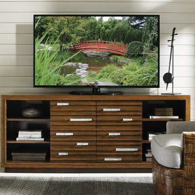 Island Fusion Princeville 76 TV Stand