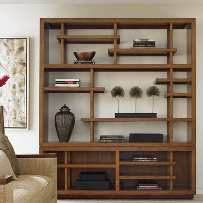 Island Fusion Taipei Media Accent Shelves Bookcase Product Photo 105