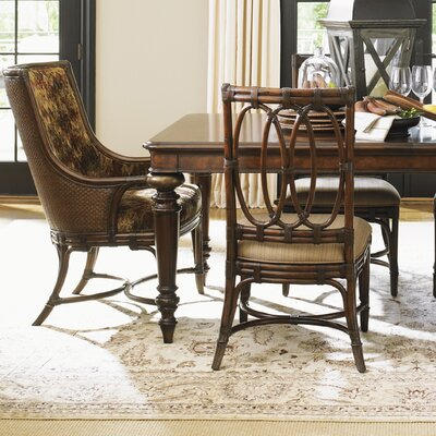 Landara Royal Palm Upholstered Dining Chair