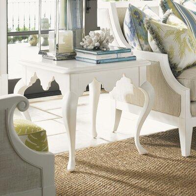 Ivory Key End Table