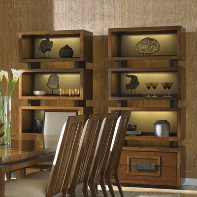 Island Fusion Tonga Tiered Oversized Bookcase Product Image 495
