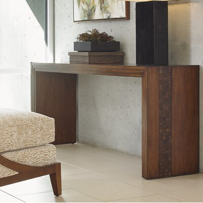 Island Fusion Turtle Console Table