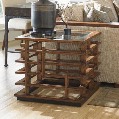 Island Fusion Nobu End Table