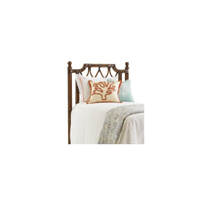 Bali Hai Open-Frame Headboard Size: California King