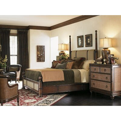 Landara Panel Customizable Bedroom Set