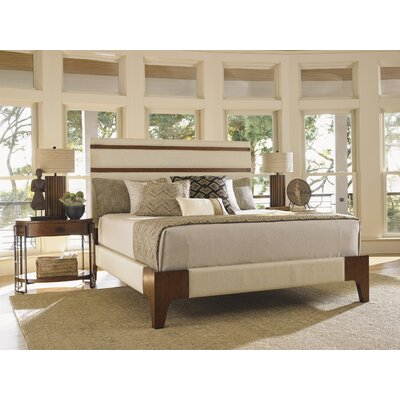 Island Fusion Panel Configurable Bedroom Set