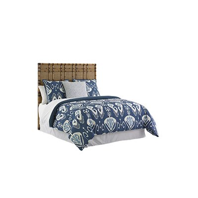 Twin Palms Panel Headboard Size: California King