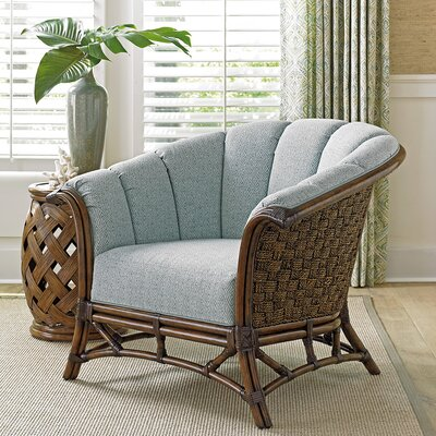 Twin Palms Sunset Key Barrel Chair