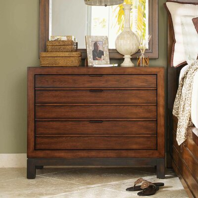 Ocean Club 3 Drawer Bachelors Chest