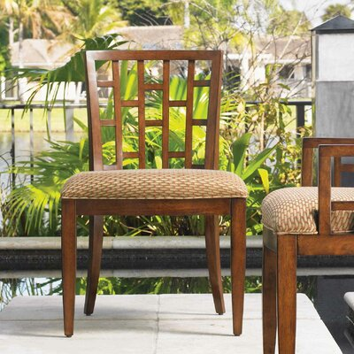Ocean Club Lanai Solid Wood Dining Chair