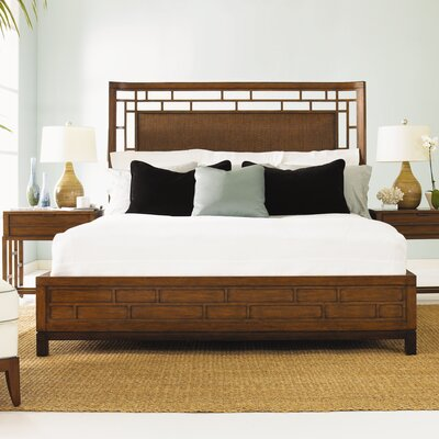 Ocean Club Panel Bed Size: King