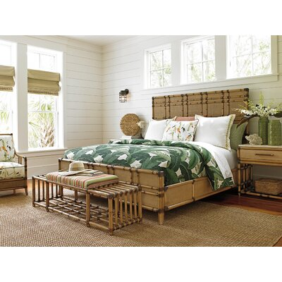 Twin Palms Panel Customizable Bedroom Set