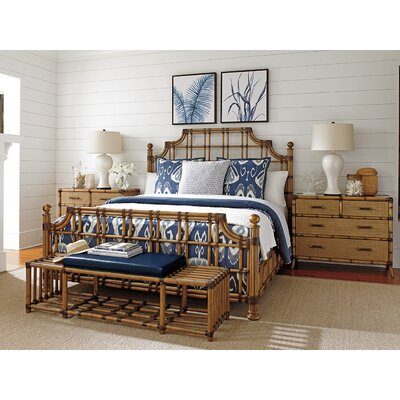 Twin Palms Panel Configurable Bedroom Set