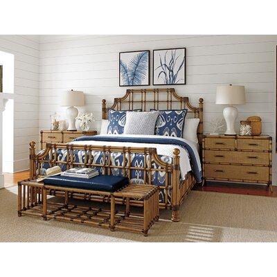 Twin Palms Panel Customizable Bedroom Set
