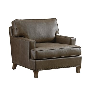 Cypress Point Leather Armchair