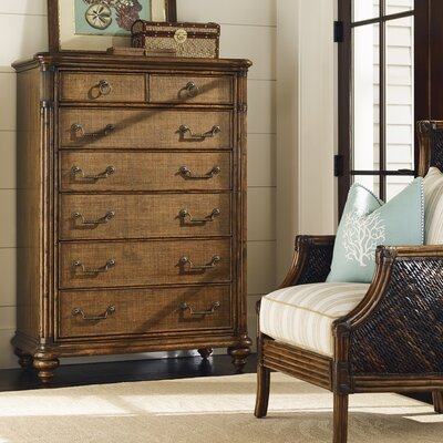 Bali Hai 7 Drawer Chest