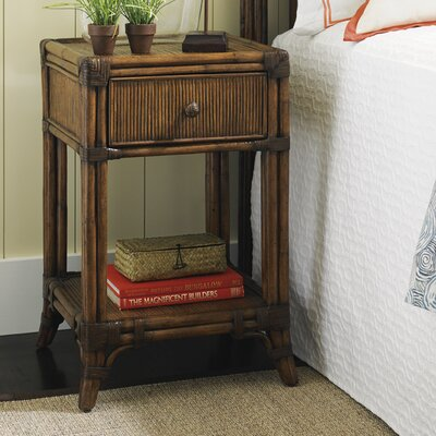 Bali Hai 1 Drawer Nightstand